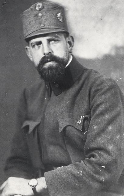 Leutnant Dr. Oskar Schmotzer